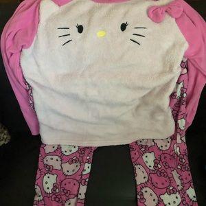 Hello Kitty Soft PJs